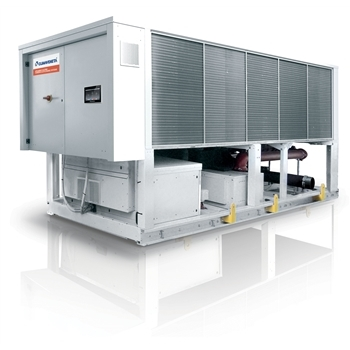 image of AIR COOLED CHILLERS - FREECOOLING