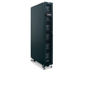 image of RACK COOLING E BLADE SERVERS